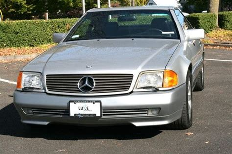 airbag deployment 1992 mercedes benz s class regenerative braking service manual automotive air conditioning repair 1993 mercedes benz 300sl electronic throttle