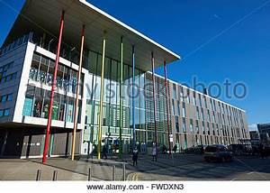 Exterior of Manchester Children's Hospital Stock Photo ...