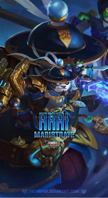 Akai Imperial Assassin Deviantart Fachrifhr Mobile Legends