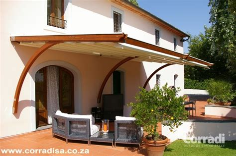 pergotenda patio awnings with retractable roofs by