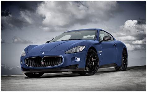 New Maserati Granturismo Hd Car Wallpaper