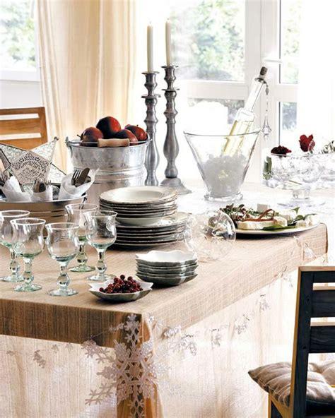 Tischdekoration Weihnachten Selbst Gemacht by Weihnachtliche Tischdeko Selbst Gemacht 55 Festliche