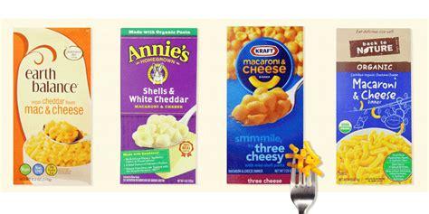 mac  cheese brands  boxed macaroni