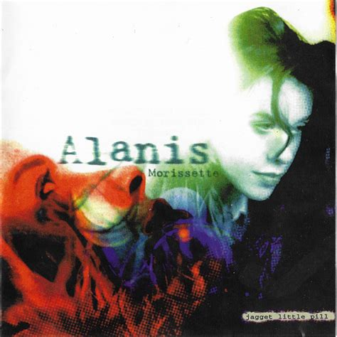 Alanis Morissette - Jagged Little Pill (1995, CD) | Discogs
