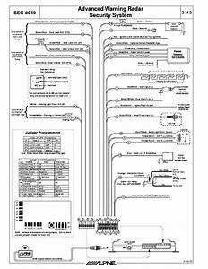 Alpine Wiring Diagram
