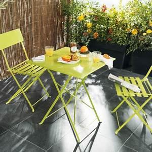 Salon Pour Balcon : 20 mini salons de jardin canon pour terrasse et balcon salon de jardin capri conforama ~ Teatrodelosmanantiales.com Idées de Décoration