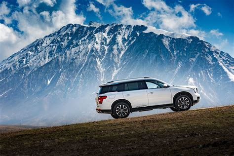 gac motor releases  gs    seat suv