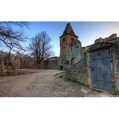 Frankenstein Castle Germany « HDR Images (High dynamic