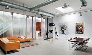 27 Ingenious Industrial House Offices With A Contemporary