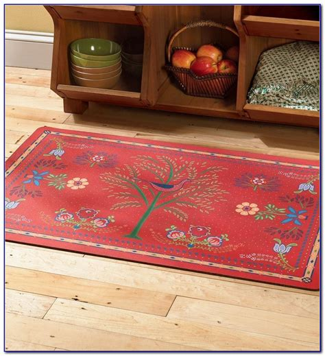 Kitchen Rug Runner Red  Rugs  Home Design Ideas
