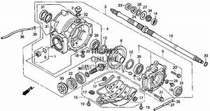 Honda Recon Engine Diagram