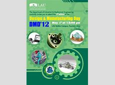 LAU Events Design and Manufacturing Day