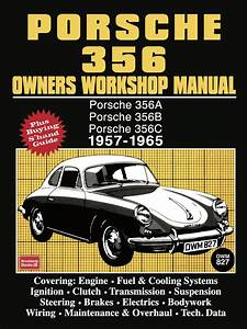 Porsche 356 Owners Workshop Manual 1957-1965 By Trade Trade - Book