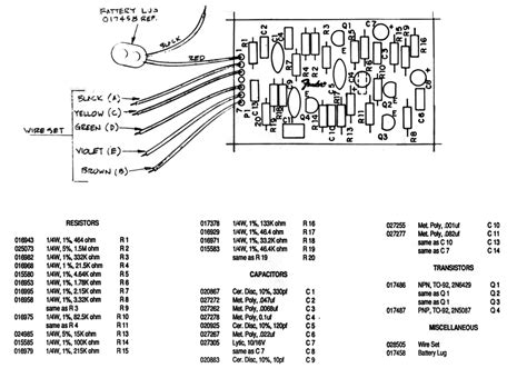 Ultimate Eq Eq Wiring Diagram by Clapton Mid Boost Schematics Ultimate Guitar