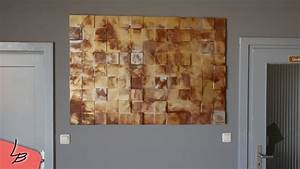 Schönes Aus Holz : sch ne wanddeko aus holz g nstig und schnell selbst gemacht lets bastel youtube ~ A.2002-acura-tl-radio.info Haus und Dekorationen