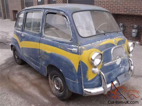 Ebay Fiat by Fiat 600 Multipla Ebay
