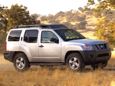 2006 Nissan Xterra by 2006 Nissan Xterra Pricing Ratings Reviews Kelley