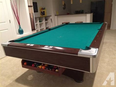 pool tables with ball return for sale brunswick 9 ft slate tournament size billiard table with
