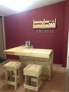 Bar Aus Holzpaletten : pallet bar paletten ideen m bel aus paletten ~ A.2002-acura-tl-radio.info Haus und Dekorationen