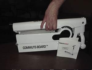 White Commute Board W Op Manual