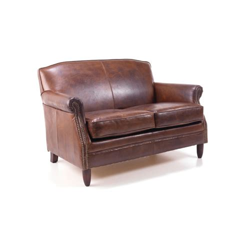 Vintage Sofa by Vintage Leather 2 Seater Sofa Leather Chair Sofa