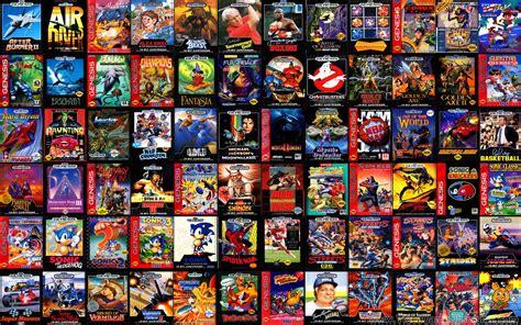 Play Sega Genesis Games For Free Mega Drive Emulator