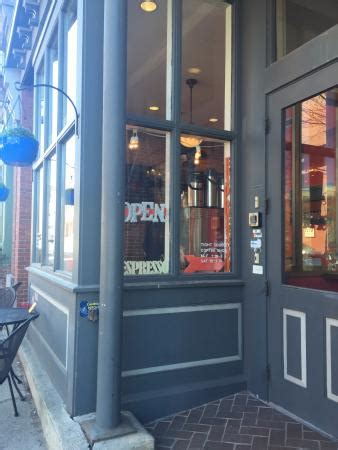Tight Squeeze Coffee Shop, Burlington  Restaurant Reviews