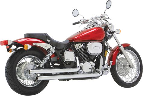Shadow Spirit by Vance Hines Straightshots Exhaust Honda Shadow Spirit 750