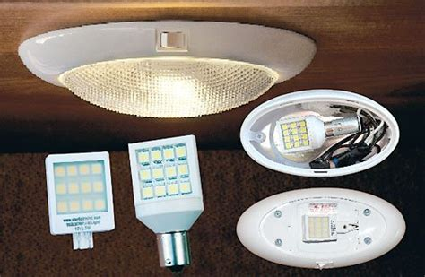 switching to led light bulbs change your rv lights to leds now rving how