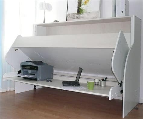 bureau de lit lit escamotable bureau 140 my