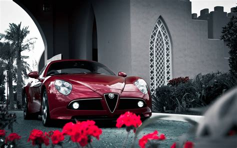 2016 Alfa Romeo 4c 2 Wallpaper