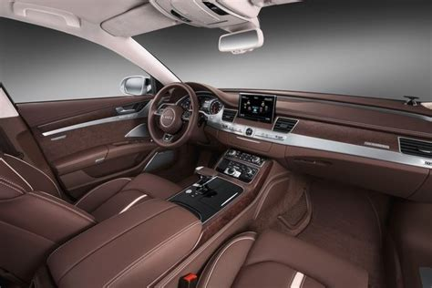 Audi A8 2015 Interior by 2015 Audi A8 Car Review Top Speed
