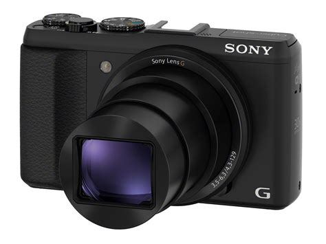 digital sony sony launches cyber dsc hx50v 30x compact superzoom