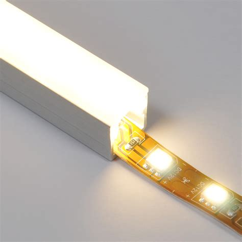 track with diffuser for led lights undercabinet