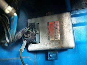 Emission Control Splice On 78 Fj40
