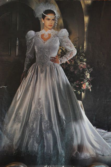 82 Best Images About 80s And 90s Wedding Dresses On