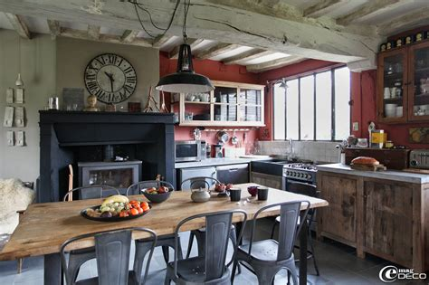 la cuisine bistrot esprit bistrot pour la cuisine voici 20 idées pour vous