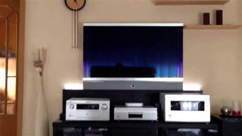Mein Wohnzimmer (heimkino) Youtube