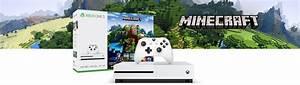 Xbox One S Minecraft Complete Adventure Bundle 500GB Xbox