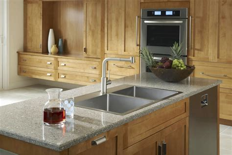 double sink granite countertop composite kitchen sinks modern stainless double bowl