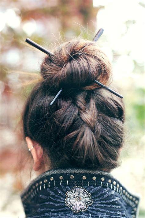 chopstick hairstyles hair hair styles chopstick hair