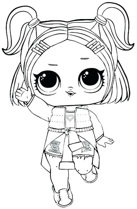 lol dolls coloring pages  coloring pages  kids