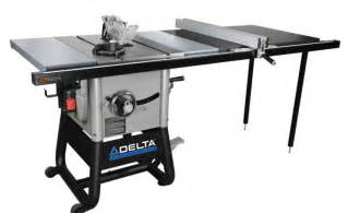 Cabinet Table Saw Used delta unisaw table saw pro tool reviews