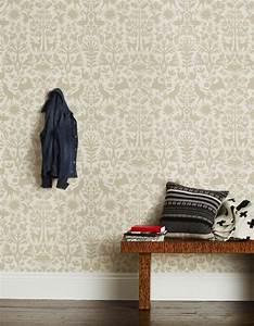 Papier Peint Pour Couloir : comment choisir un habillage mural quelques astuces en ~ Melissatoandfro.com Idées de Décoration