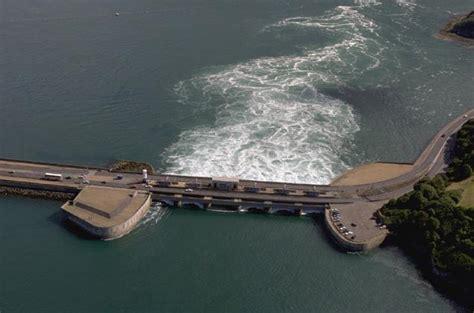 Приливные электростанции ПЭС
