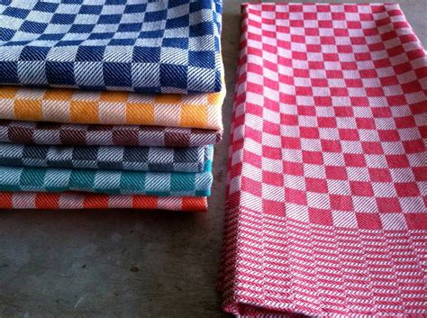 Kitchen Towels by S H A Textiles Yarn Dyed Kitchen Towel