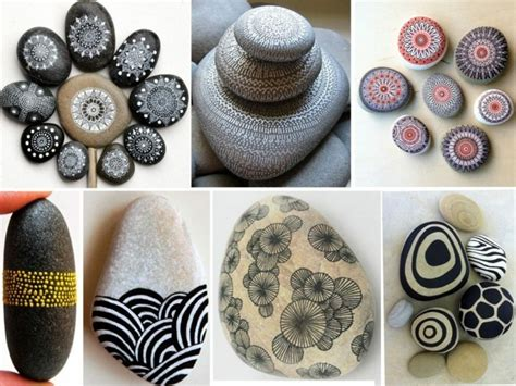 steine zum bemalen kaufen steine bemalen 101 ideen f 252 r eine wundersch 246 ne diy dekoration