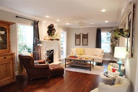 How Much To Add Hardwood Floors by Hgtv S Fixer Upper Living Room Magnolia Homes