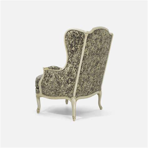 fauteuil bergère louis xv oreilles siège de style