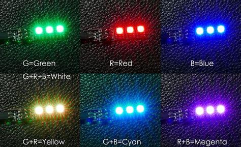 rgb   colour dip switch   led light